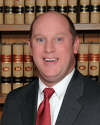 Attorney Tom Burns of Berger & Burns, LLC in Maryland.